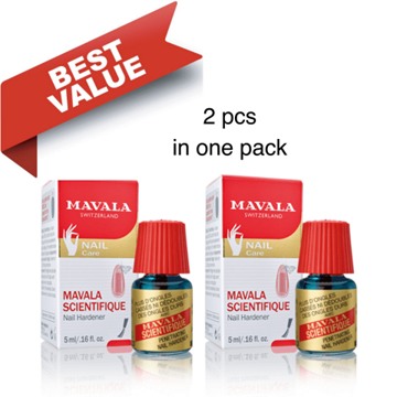 Picture of MAVALA NAIL HARDENER 5 ML OFFER 1+1