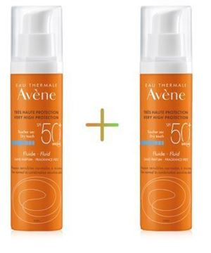 Picture of AVENE SPF50+ FLUIDE 50 ML (1+1) OFFER