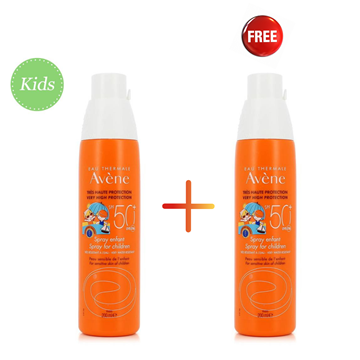 Picture of AVENE SPF50+ CHILDREN SPRAY 200ML (1+1) OFFER