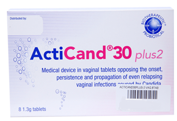 Picture of ACTICAND-30 PLUS-2 8 VAG TAB