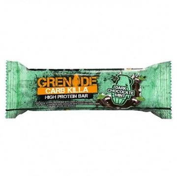 Picture of Grenade Dark Chocolate Mint 60g