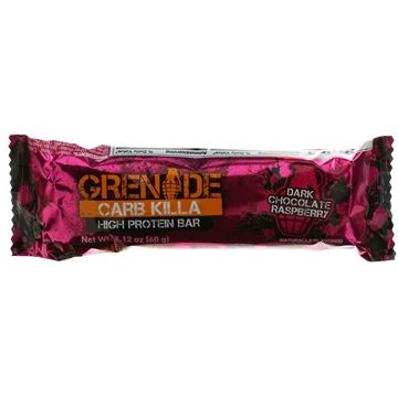 Picture of Grenade Dark Chocolate Rasberry 60g