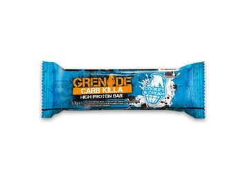 Picture of Grenade Cookie & Cream Bar 60g