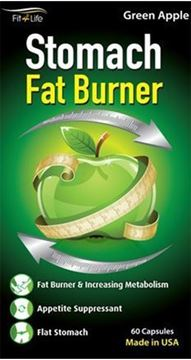 Picture of FIT 4 LIFE STOMACH FAT BURNER 60 CAPSULES