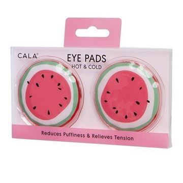 Picture of CALA EYE PADS HOT & COLD-WATERMELON 69163