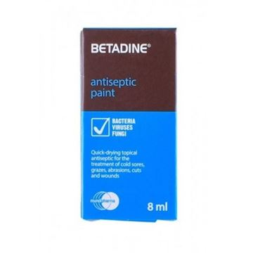Picture of BETADINE ANTISEPTIC PAINT 8 ML